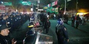 Cierran Avenida Circunvalación por festejos de La Merced