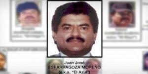 """Liga EUA a tres abogados con """"El Azul"""" y Caro Quintero"""