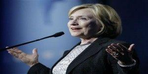 Estados Unidos deber ser líder en energía limpia: Hillary Clinton