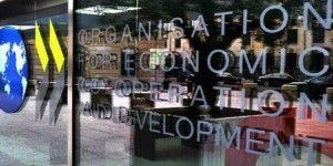 Revisa OCDE a la baja previsiones de grandes economías