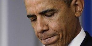 Obama en uno de los niveles de popularidad más bajos de su presidencia