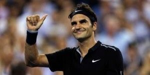 Roger Federer avanza a 4tos final en el US Open