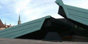 Construyen el primer teatro con techo retractil