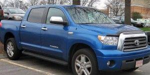 Revisa Toyota camionetas Tundra por desperfecto