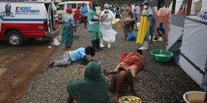 Claman Guinea, Sierra Leona y Liberia ayuda urgente por ébola