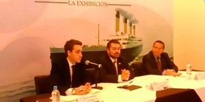 """""""Titanic, La Exhibición"""" se presentará en Guanajuato"""