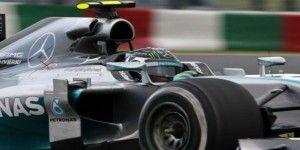 Rosberg, el más rápido en última práctica