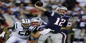 Patriots sufren pero vencen a Jets