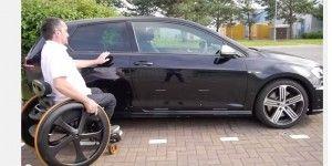 Carbon Black: una silla de ruedas diseñada por ingenieros de F1