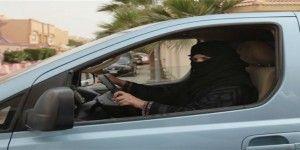 Saudíes dejan que las mujeres manejen