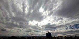 Pronostican cielo nublado para este sábado