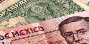 Dólar cierra a la venta en 13.90 pesos