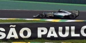 Rosberg saldrá primero en Brasil