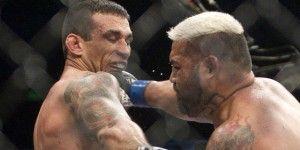 Werdum noquea a Mark Hunt en la UFC