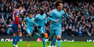 Manchester City alcanza al Chelsea