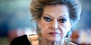 Muere actriz Anita Ekberg