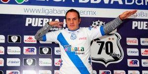 Cuauhtémoc Blanco desea que Guadalajara pierda la categoría