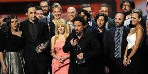 Downey y 'Big Bang' ganan en los Premios People's Choice 2015