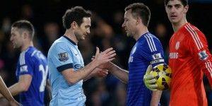 Chelsea y City empatan en Stamford Bridge
