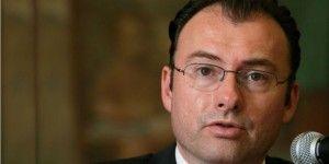 Advierte Videgaray recorte al gasto público