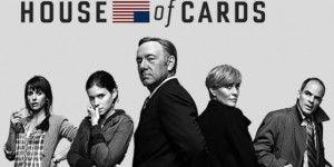 "Liberan póster de la nueva temporada de ""House of Cards"""