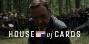Filtran tercera temporada completa de House of Cards