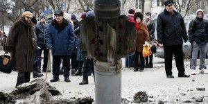 Ataques en Ucrania dejan 7 muertos y 58 heridos