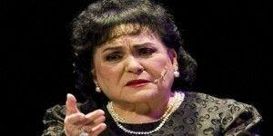 Carmen Salinas cierra su Twitter por cuestionamientos a su trabajo