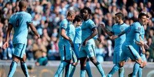 Manchester City golea al West Brom