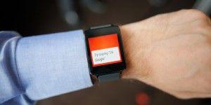 Google lanza actualización de Android Wear