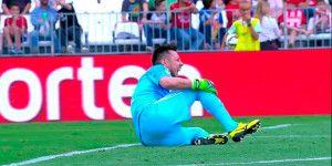Confirman lesión de Diego Alves