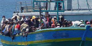 Proponen que UE acoja 20 mil refugiados