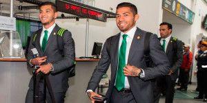 Viaja Selección Mexicana a Sudamérica