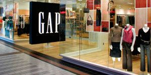 Anuncia Gap cierre de 175 tiendas