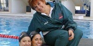 Nominan a entrenadora de nado sincronizado al Premio Nacional del Deporte
