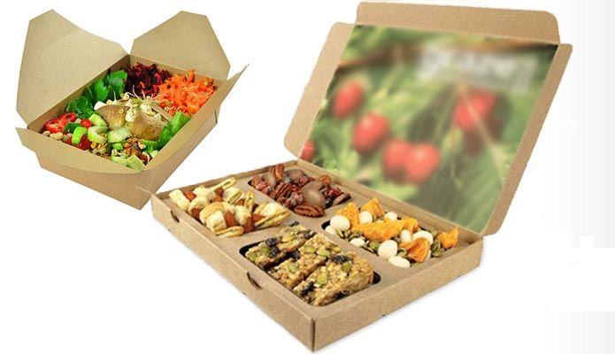 Alimentos empaquetados en cart n son nocivos para la salud - Recipientes para alimentos ...