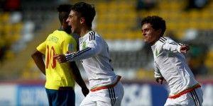 México avanza a semifinales del Mundial Sub-17