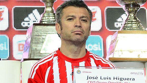 José Luis Higuera, CEO de Grupo Omnilife-Chivas y directivo del Club Guadalajara. Foto de ESPN