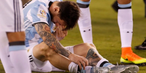 Portadas en Argentina tras perder la final de Copa América