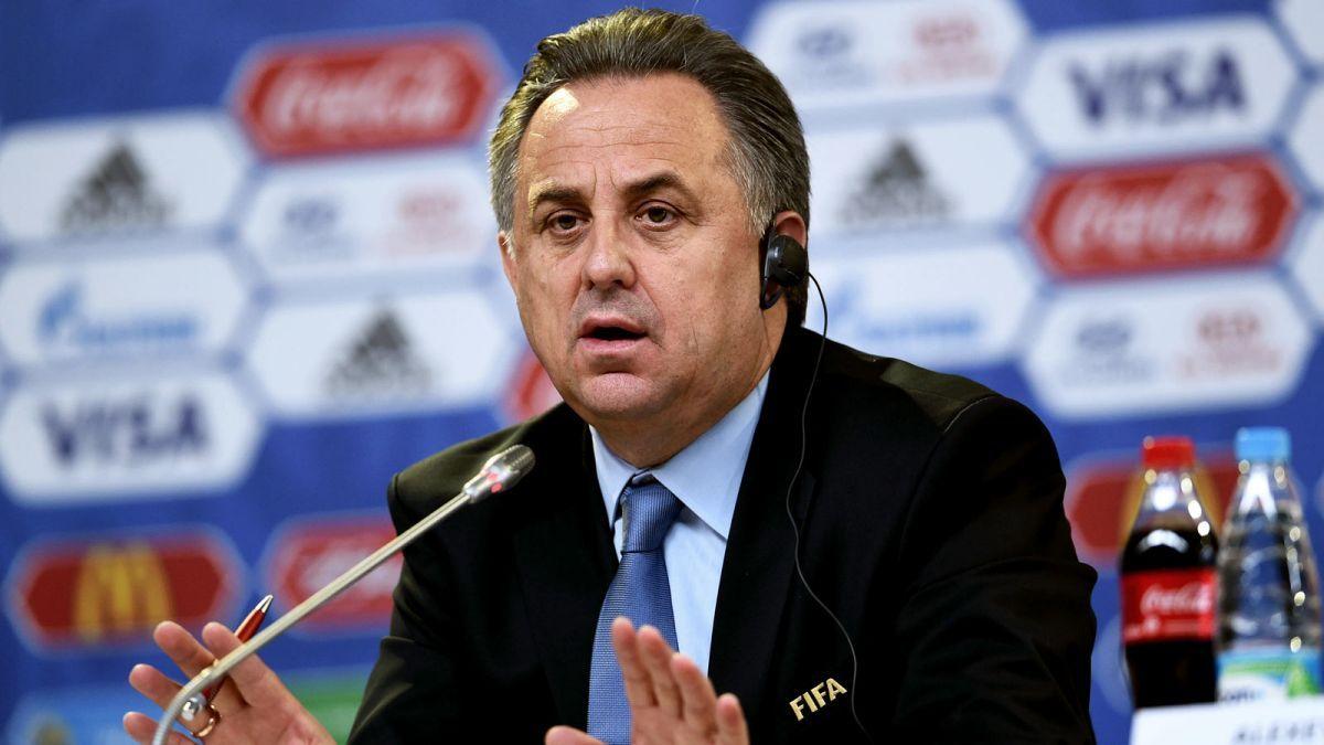 El responsable del deporte ruso, Vitaly Mutko, negó haber encubierto el dopaje. Foto de internet