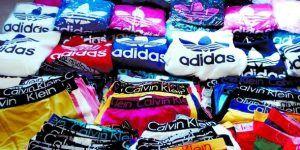 Decomisan 3.5 toneladas de ropa falsificada en Tepito