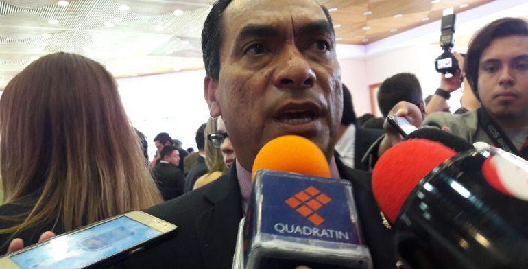 Notificaciones de CNDH en caso Tanhuato no son graves: Adrián López - Foto de Quadratín