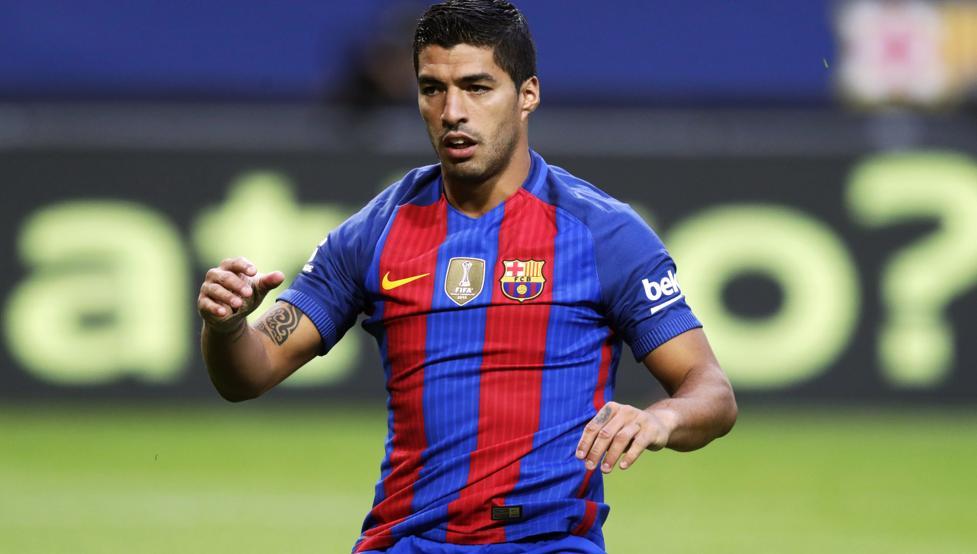 Luis Suárez. Foto de Mundo Deportivo