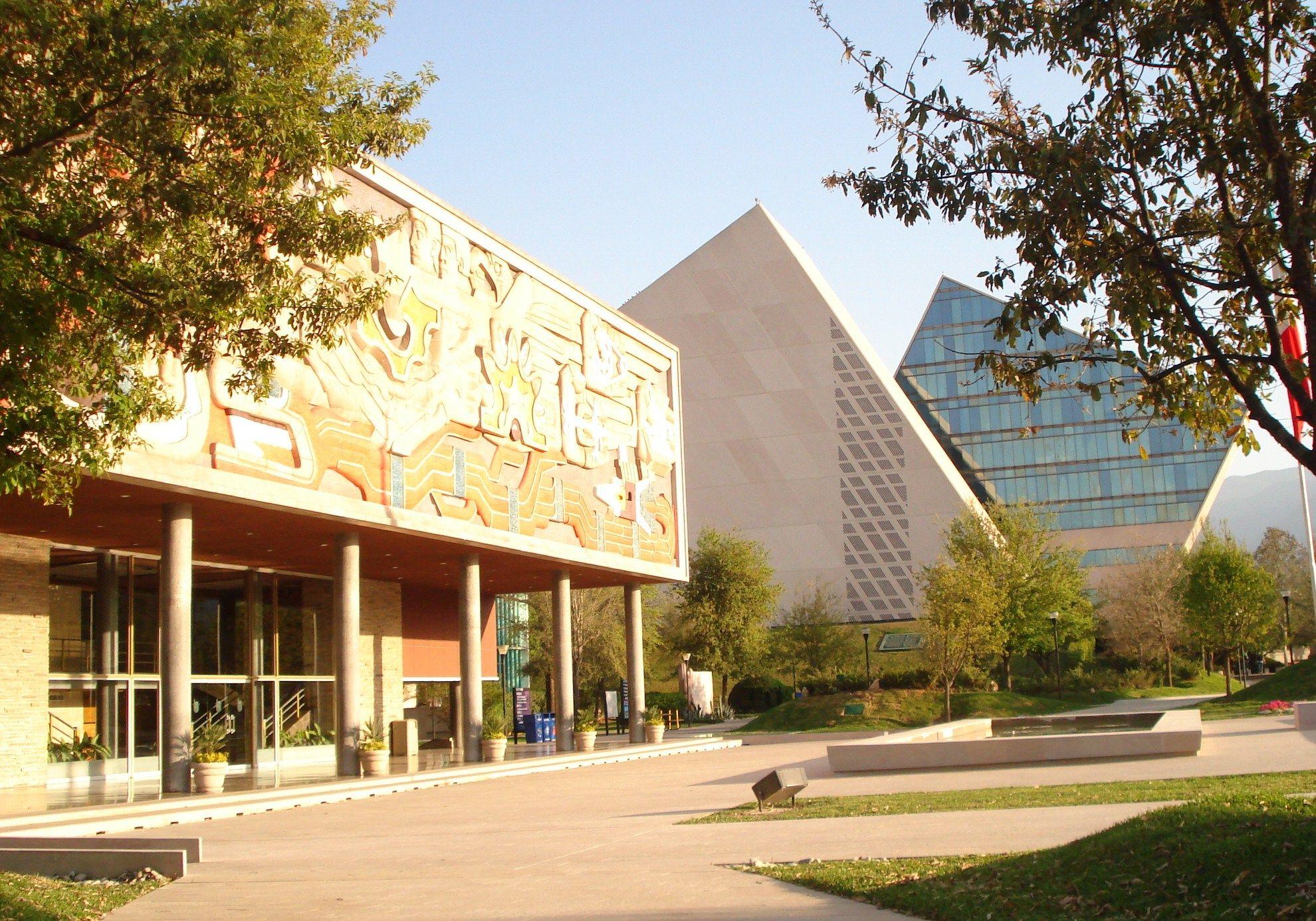 Tec de Monterrey campus Monterrey. Foto de Internet