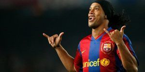 Ronaldinho regresa al FC Barcelona