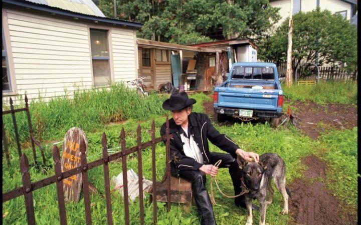 Bob Dylan. Foto de Internet