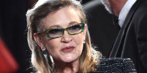 Las reacciones de los famosos por la muerte de Carrie Fisher