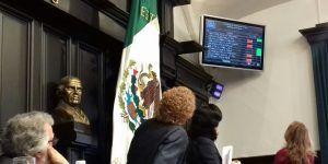Aprueban primeros tres artículos de la Constitución de la Ciudad de México