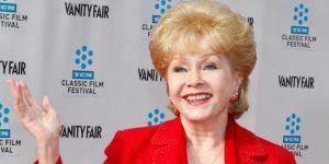 Debbie Reynolds murió en paz y sin dolor: hijo