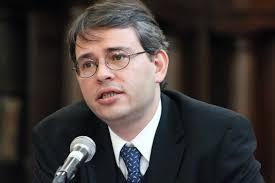 Miguel Messmacher, subsecretario de Ingresos de la Secretaría de Hacienda. Foto de Internet